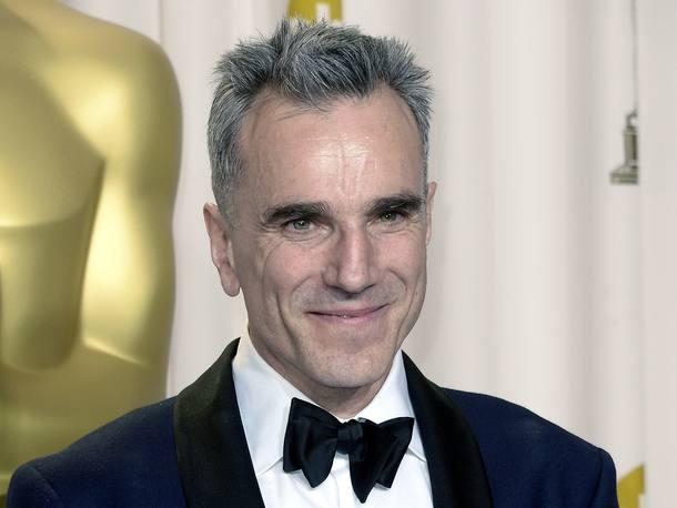 El actor ganador del Oscar, Sir Daniel Day-Lewis, se retira