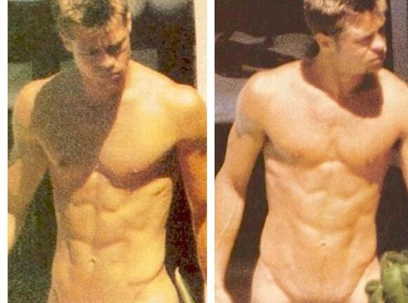 Nude Pictures Of Brad Pitt 78