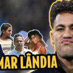Neymar landia